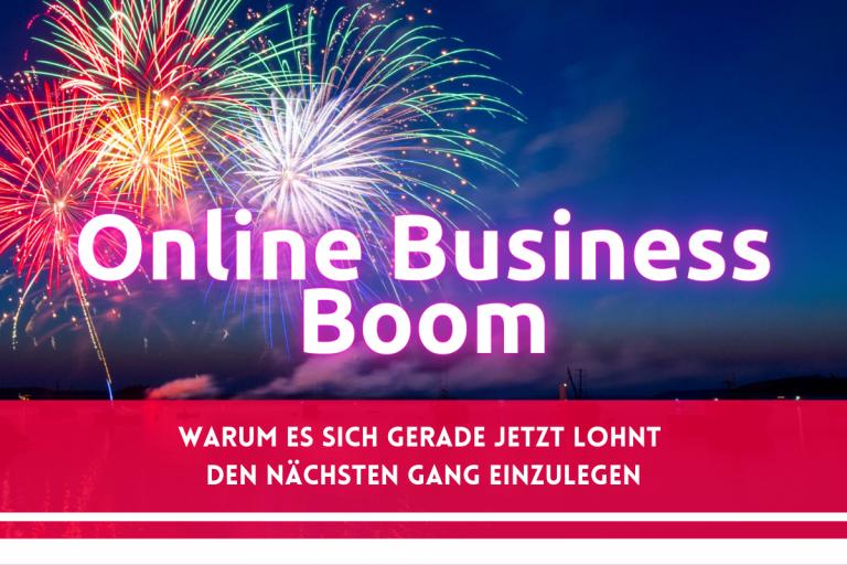 Online Business Boom